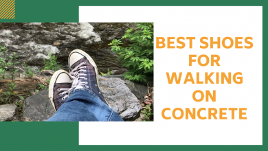 Photo of 5 best shoes for walking on concrete