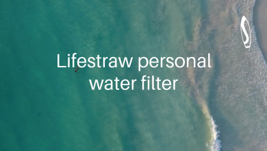 Photo of Lifestraw personal water filter review