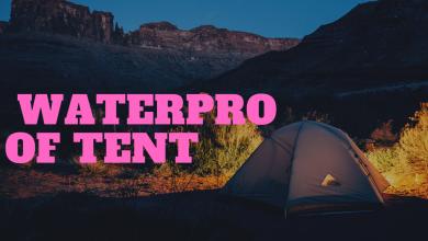 Photo of 7 best waterproof tent in 2020