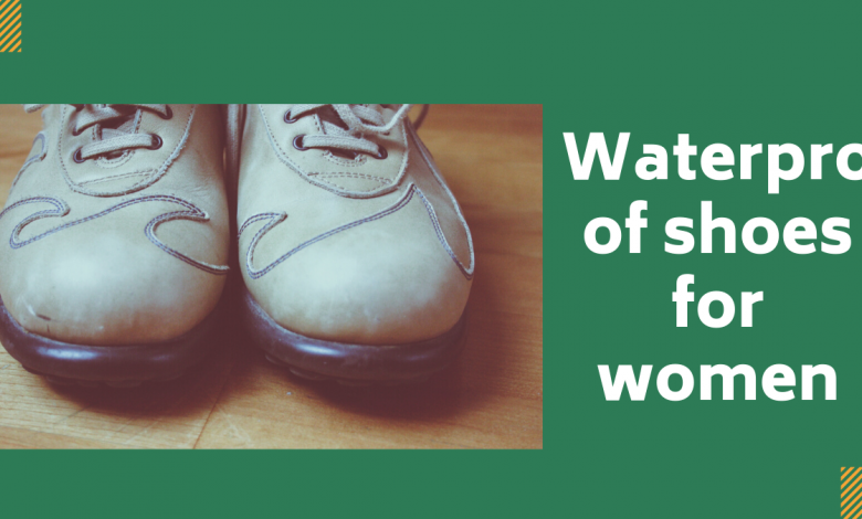 Top 10 waterproof shoes for women The Net