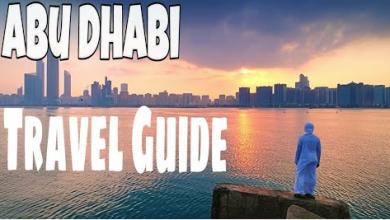 Amazing Travel Guide To Abu Dhabi